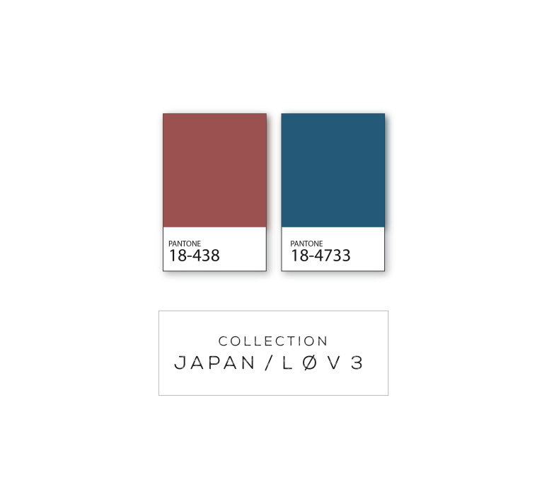 NOMCOLLECTION PANTONE