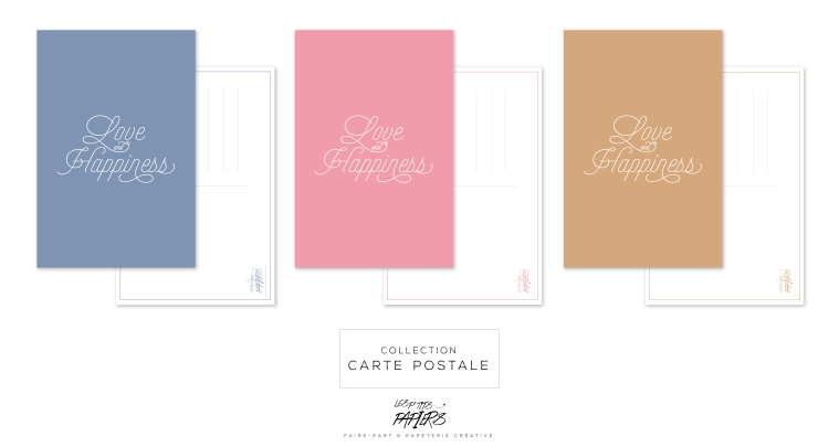 Présentation Carte postale